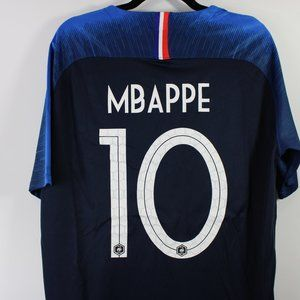 Other - Kylian Mbappe France National Team Jersey